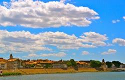 Arles Frankrike Arkivbild