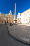 Arles Place De La Republique Stock Photography