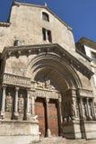 Arles - Provence - Południe Francja fotografia stock