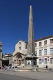 Arles - Provence - Süden von Frankreich lizenzfreie stockbilder