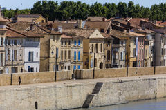Arles - Provence - South of France stock photography