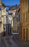 Arles - Provence - South of France stock image