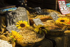 Arles rynek Obraz Royalty Free