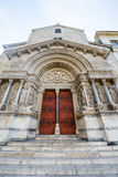 Arles, Saint-Trophime church Stock Photo