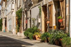 Arles streets 4 Royalty Free Stock Images