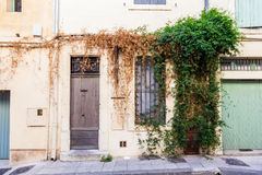 Arles Typical Building France Royalty Free Stock Photos