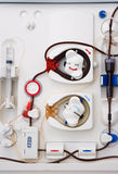 Arlificial kidney (dialysis) medical device Stock Image
