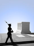 arlington εθνικός τάφος στρατιωτών νεκροταφείων άγνωστος στοκ εικόνα με δικαίωμα ελεύθερης χρήσης