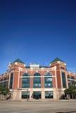 arlington basebollarenakommandosoldater texas fotografering för bildbyråer