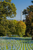 Arlington Cemetery Royalty Free Stock Image