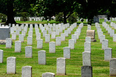 Arlington Cemetery Stock Images