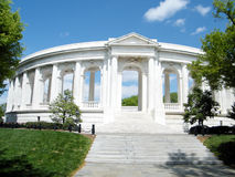 Arlington Cemetery the Memorial Amphitheatre 2010 Royalty Free Stock Photos