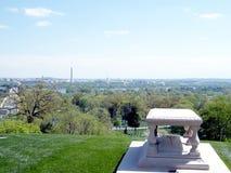 Arlington Cemetery the Pierre Charles gravesite 2010 Royalty Free Stock Image
