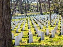 The Arlington Cemetery Stock Photos