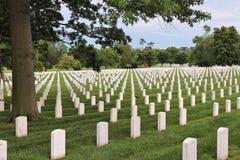 Arlington Cemetery Royalty Free Stock Photo