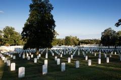 Arlington cemetery, Washington stock image