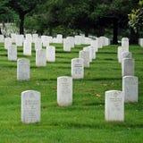 arlington cmentarniany dc obywatel Washington zdjęcia stock