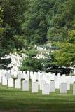 arlington cmentarza obywatel obrazy royalty free