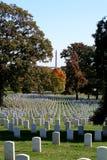 arlington cmentarza obywatel Obraz Royalty Free