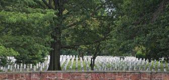 arlington cmentarza obywatel Obraz Stock