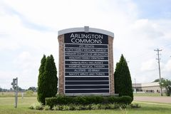 Arlington Commons, Arlington Tennessee History. Arlington Commons Business Park, Arlington Tennessee detailed History, Arlington Tennessee is a subdivision and stock photography