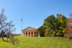 Arlington-Haus Stockbild