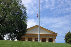 Arlington-Haus Lizenzfreies Stockfoto