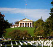 Arlington hus Arkivbilder