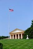 Arlington hus Royaltyfria Bilder