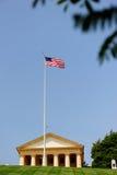 Arlington hus Royaltyfri Foto