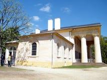 Arlington-Kirchhof das Arlington-Haus 2010 Lizenzfreies Stockbild