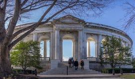 Arlington Krajowy cmentarz Obraz Royalty Free