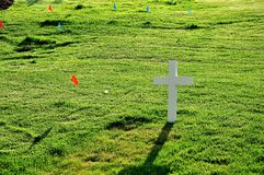 Arlington Krajowy cmentarz obrazy stock