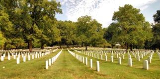 Arlington Krajowy cmentarz Obraz Stock