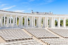 Arlington Krajowy cmentarz, Waszyngton Zdjęcie Royalty Free