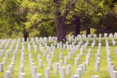 arlington kyrkogårdnational Fotografering för Bildbyråer