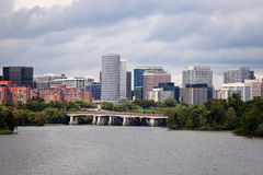 Arlington, la Virginie photo libre de droits