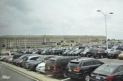 Arlington, la Virginie, le 5 juillet : Le bâtiment du Pentagone d'Arlington en Virginie Etats-Unis Photographie stock libre de droits