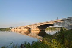 Arlington Memorial Bridge, Washington DC USA Royalty Free Stock Photography