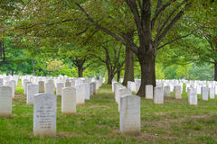 Arlington National Cemetary Royalty Free Stock Photos