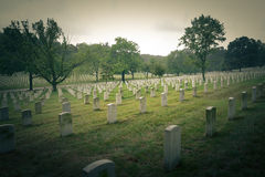 Arlington National Cemetary Stock Image