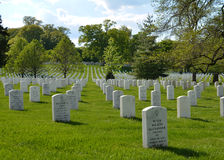 Arlington National Cemetary Royalty Free Stock Images