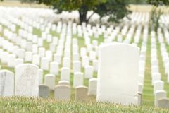 Arlington National Cemetery Stock Image