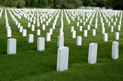 Arlington National Cemetery stock images
