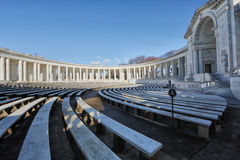 Arlington National Cemetery amphitheater Stock Images