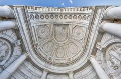 Arlington National Cemetery amphitheater Royalty Free Stock Image
