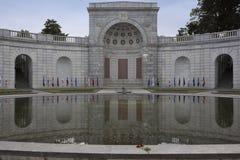 Arlington National Cemetery fountain Stock Image