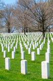 Arlington National Cemetery. Gravestone Civil War Stock Images