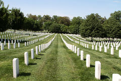 Arlington National Cemetery Stock Photography