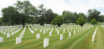 Arlington National Cemetery. Royalty Free Stock Photography